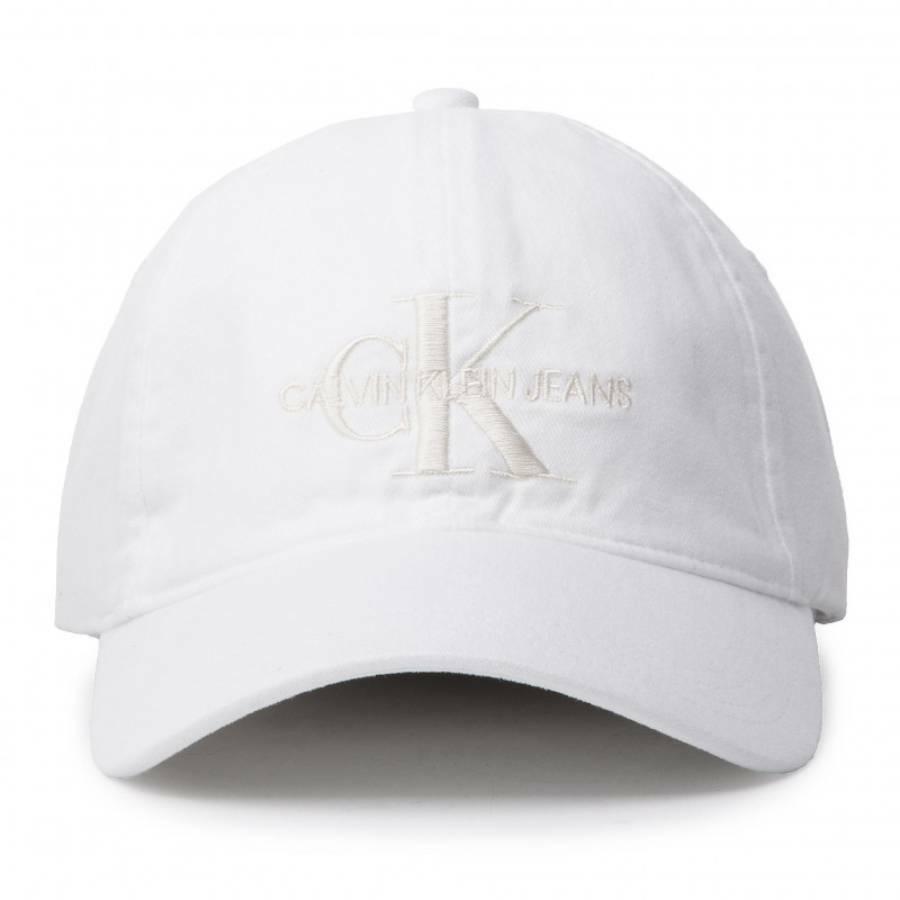 36d558136 Calvin Klein dámska biela šiltovka - Mode.sk