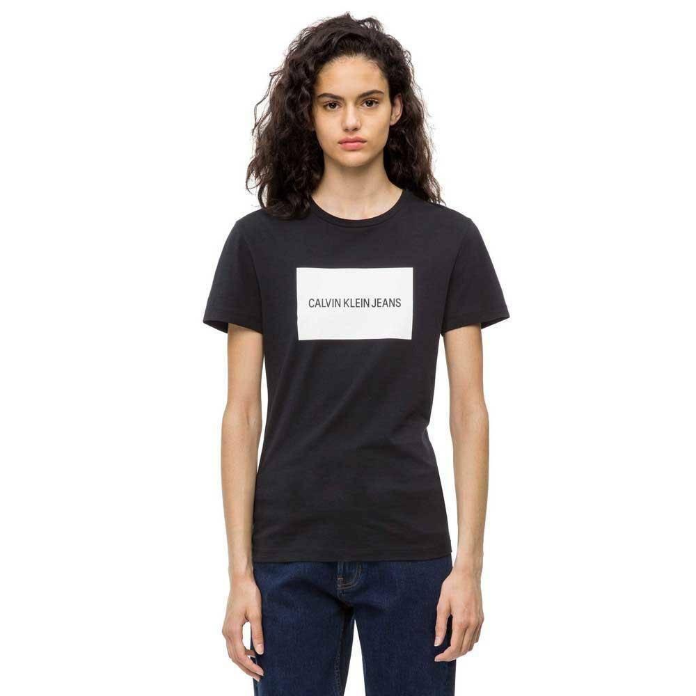 283bbe16c Calvin Klein dámske čierne tričko - Mode.sk