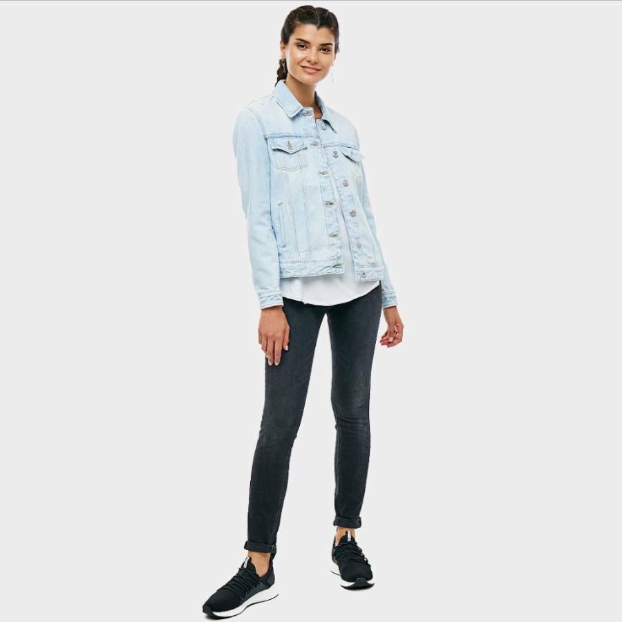 110719faa4 Tommy Hilfiger dámska džínsová bunda Classic - Mode.sk