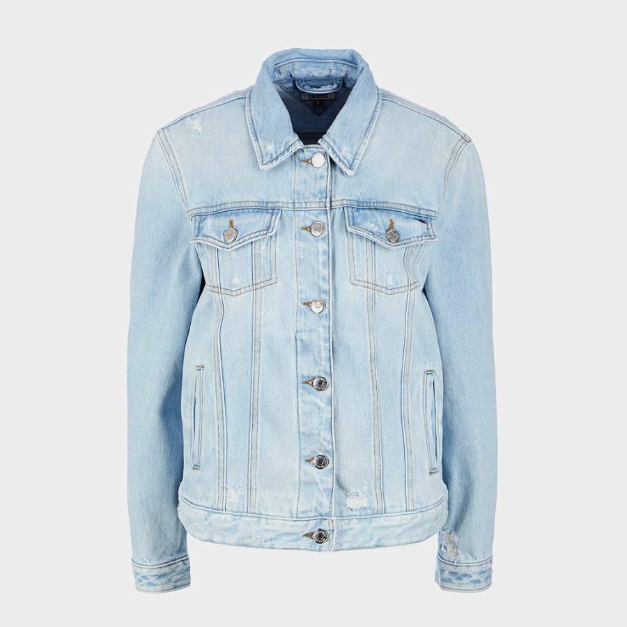dd993991d6 Tommy Hilfiger dámska džínsová bunda Classic - Mode.sk