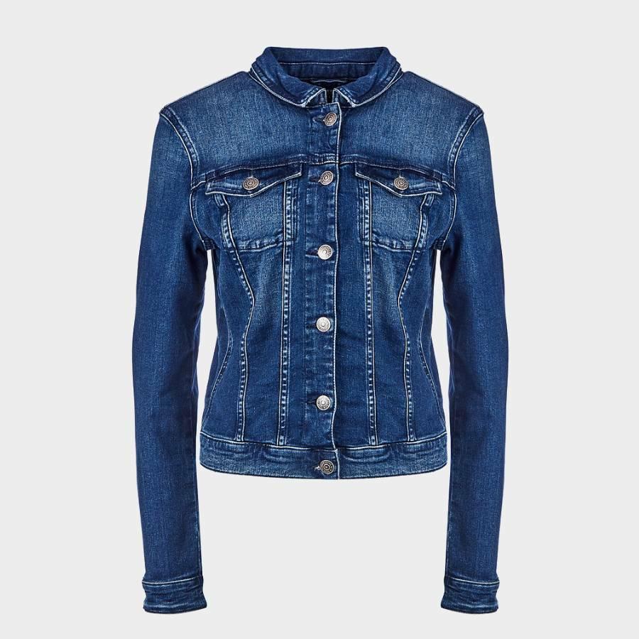 da6e623965 Tommy Hilfiger dámska džínsová bunda Denim - Mode.sk