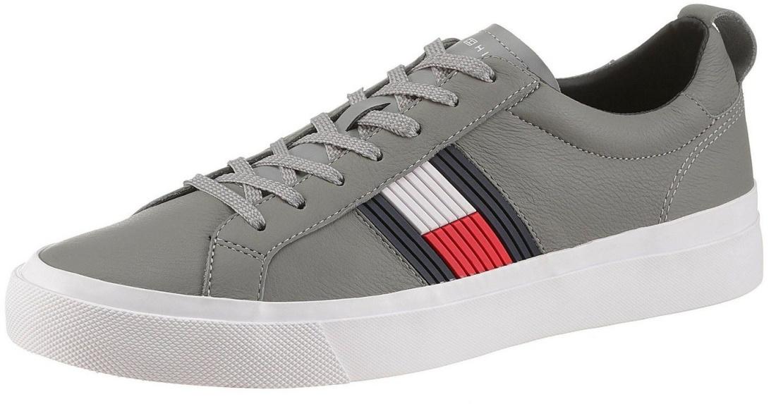 458ff74942 Tommy Hilfiger pánske sivé tenisky Flag - Mode.sk