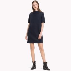 15fe3bd63981 Tommy Hilfiger dámske modré šaty Lorenza